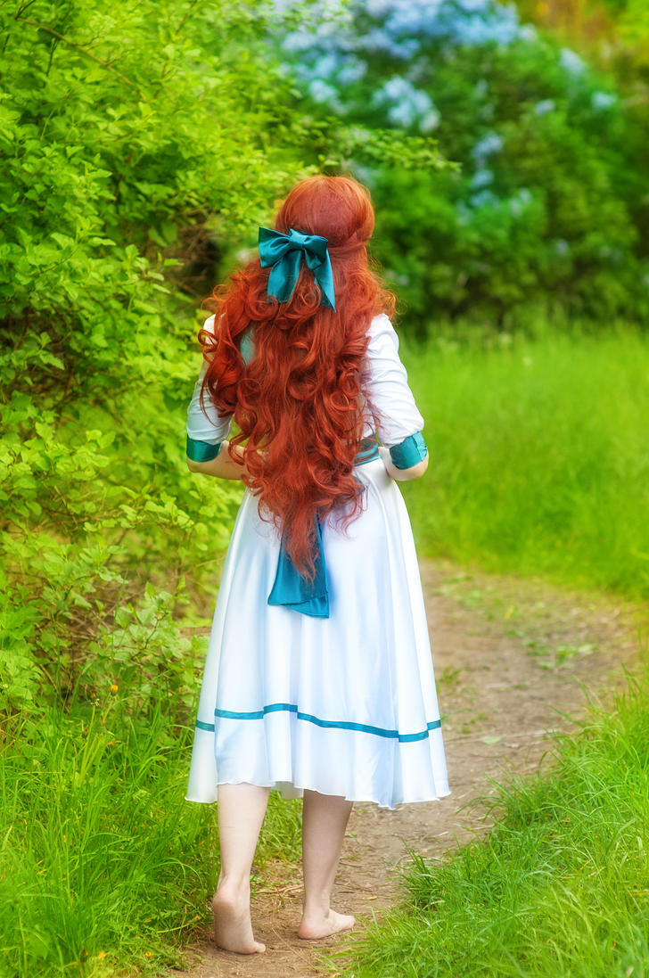 Anastasia, way to remember by Azabeth-Sich