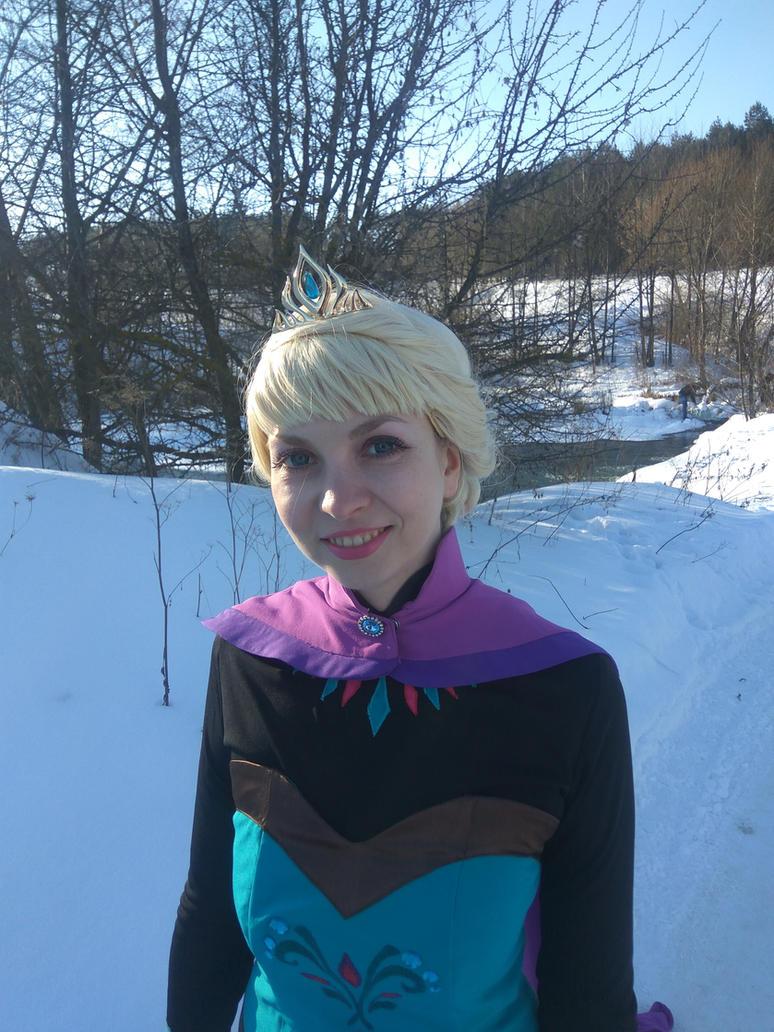Elsa by Azabeth-Sich