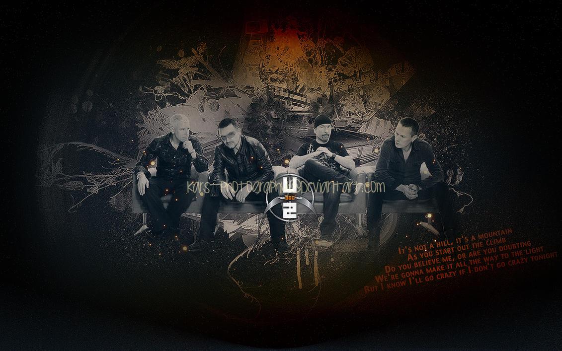 U2 360 Tour Wall...U2 Wallpaper