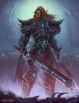 Velanthis, the Blood Death Knight