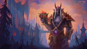 Sire Denathrius, the Master of Revendreth