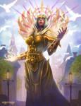 Lyrai, the Holy Seraph