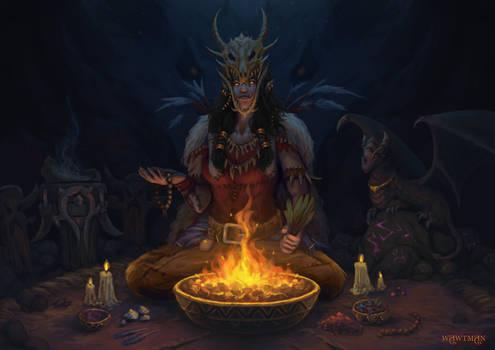 Shamanism of the Dragonmaw