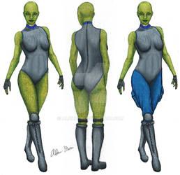 Sandra Uniform Variants