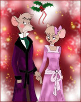 That Mistletoe Thing.. BxO by pizet