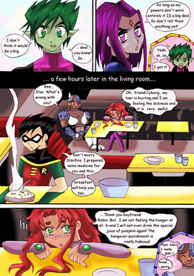 Lovers Paradox - Page 5