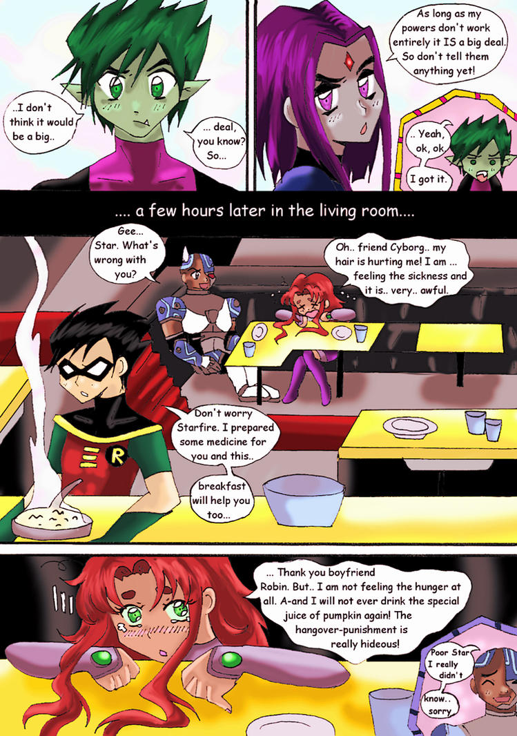 Lovers Paradox - Page 5 by pizet