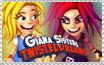 giana sisters Twisted Dreams Fan stamp XD by OhMyRalosh
