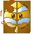 Super-Racoon Leaf Icon by OhMyRalosh