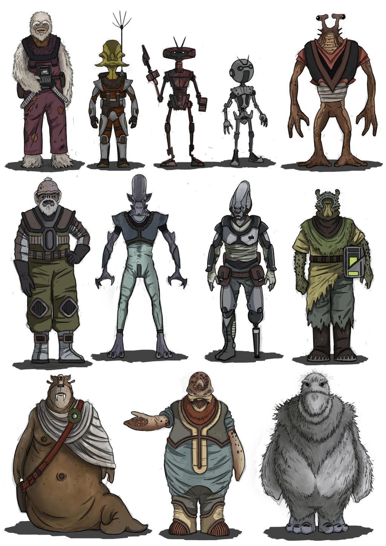 Aliens 18 Kopie by Kogane801