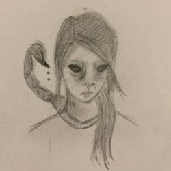 Scorpion demon dream lady
