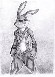 RoTG - Bunnymund by Sardiini