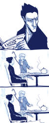 ROTG doodles and sketches - COOKIES by Sardiini