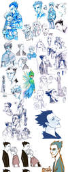 ROTG doodles and sketches 04 by Sardiini