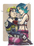 Trade - Jak and Keira