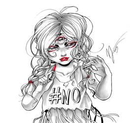 #NO by Sardiini