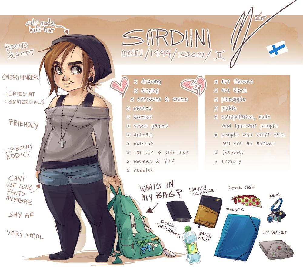Sardiini's Profile Picture