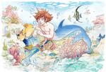 Under The Sea by Sardiini