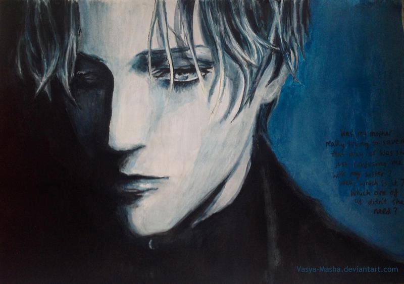 Johan Liebert by Vasya-Masha