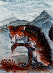 ACEO - Roxynor by SuzanneLaither