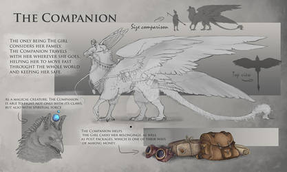 Prop sheet - The Companion