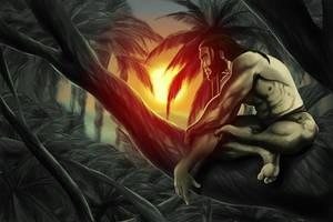 Tarzan by DomEddi