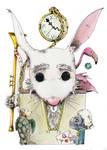 White Rabbit by tarmalesh