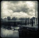 Ellesmere Port Docks by smithmar01