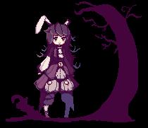 The White Rabbit Fanart! by querricat