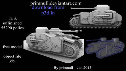 Tank by primnull