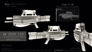 IW 2220 ICS HeavyRifle