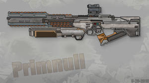 Dakka Rifle by primnull