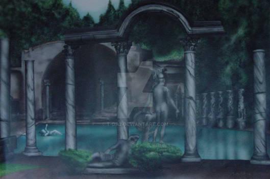 Hadrian's Garden
