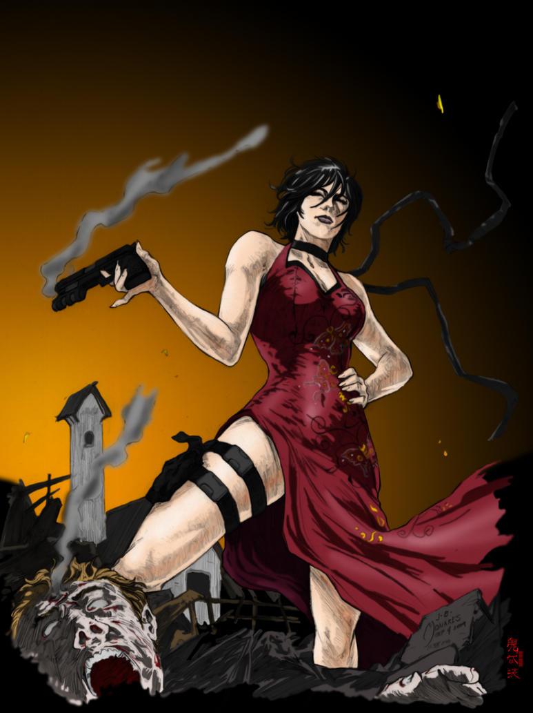 fan art Resident Evil Forums