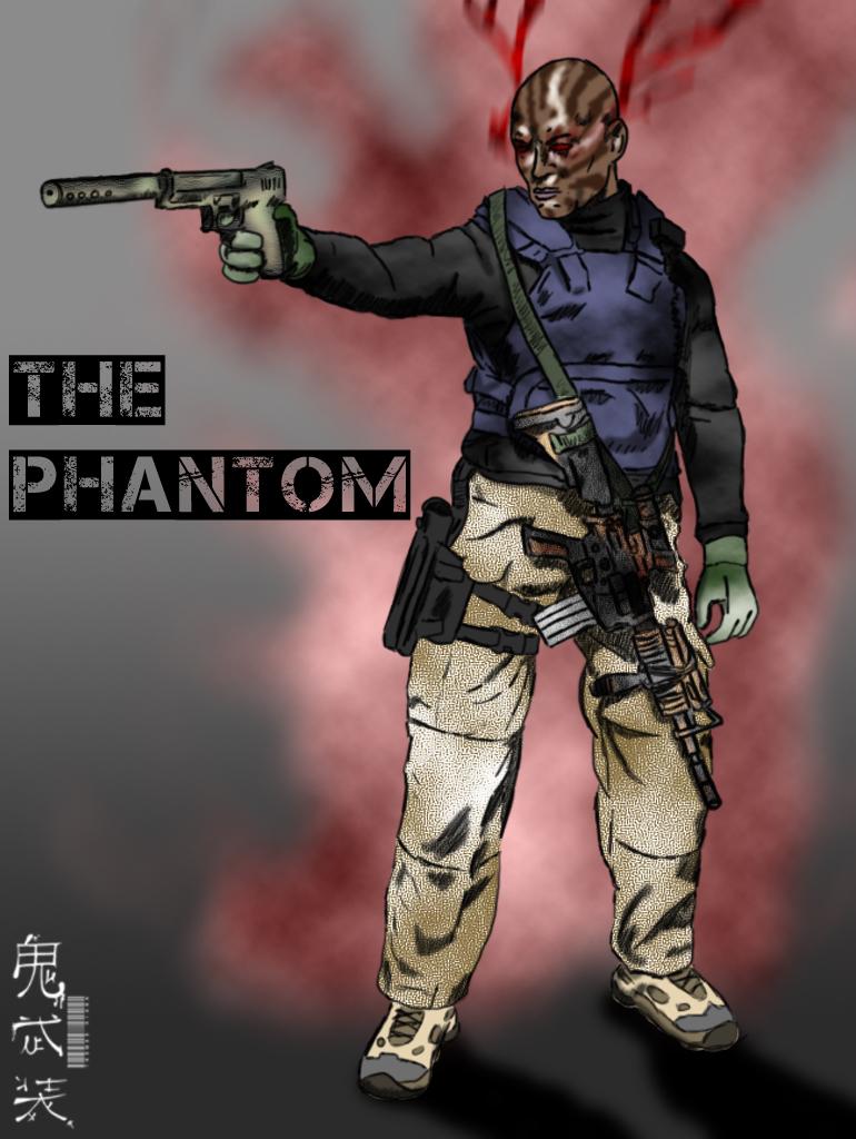 Bricolage et mixed media par Cartman - Page 14 The_phantom_speed_paint_by_qsec-d2yp73e