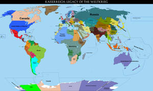 Kaiserreich Legacy of the Weltgrieg