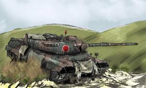 JGSDF Leopard1A5