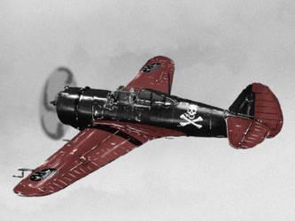 CSA P-36A Kaiserreich by BeignetBison
