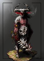 Demon by BeignetBison