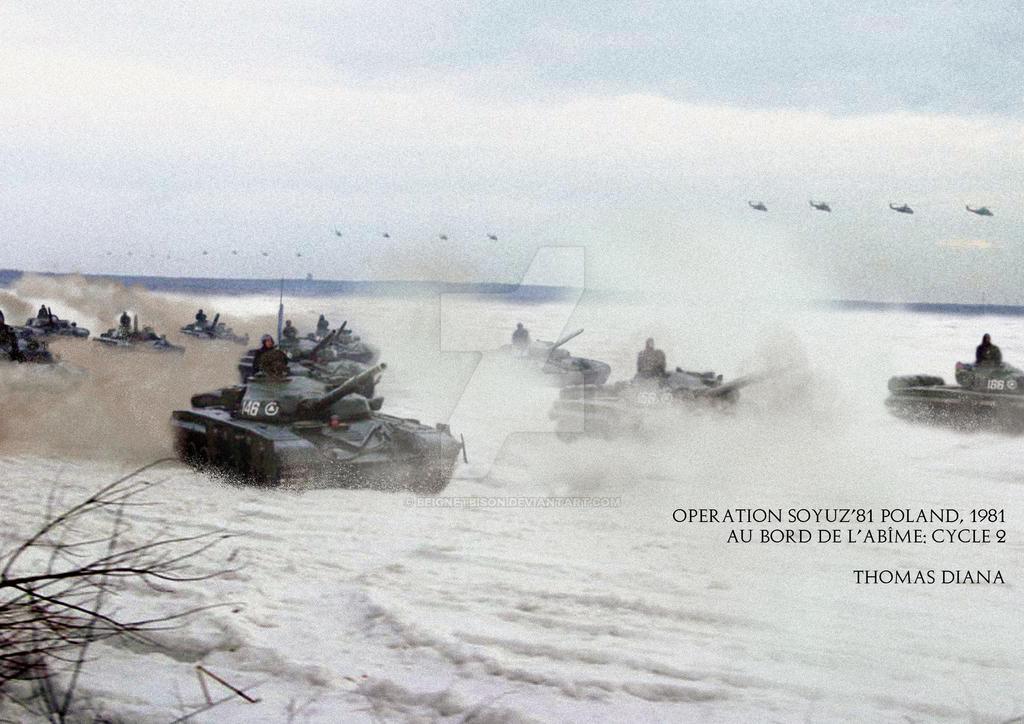 Au Bord de l'Abime - Soviet intervention in Poland