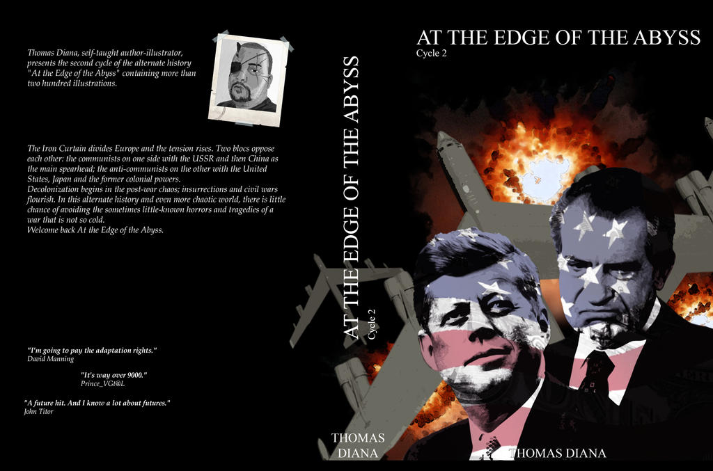 At the Edge of the Abyss - Cycle 2 Cover