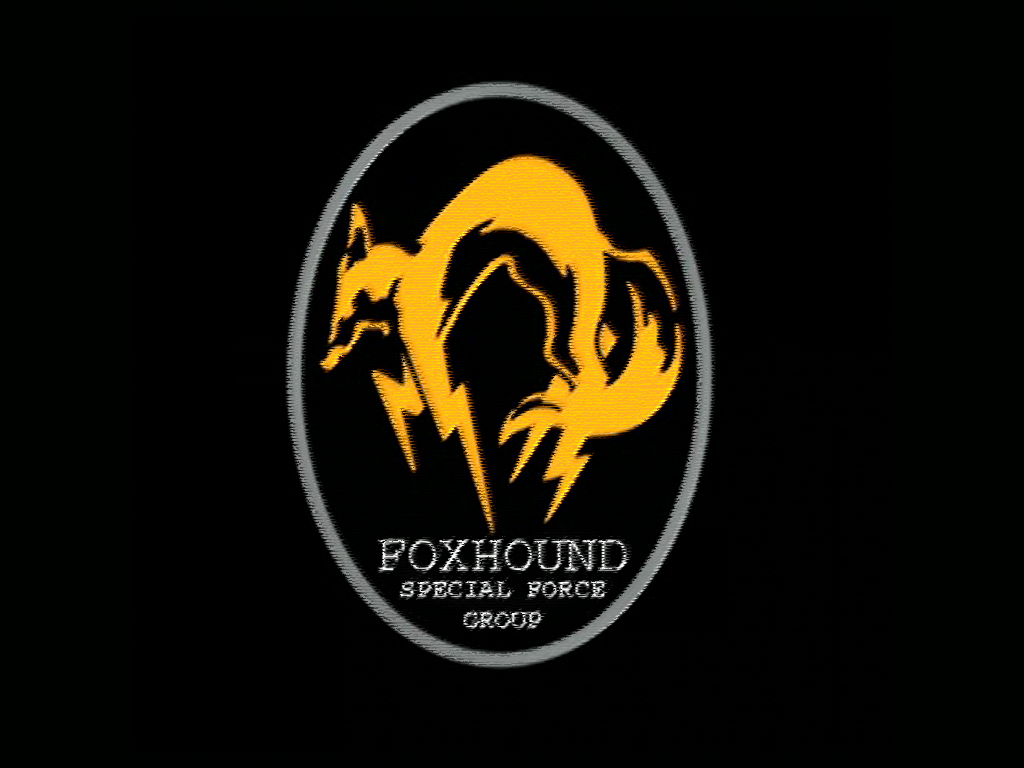 foxhound wallpaper by qsec on deviantart