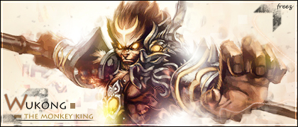 Wukong Signature by xMarquinhos
