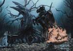 Sleepy Hollow by ascenciok