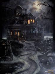Creep House by ascenciok