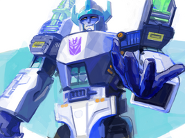 Energon Megatron by menoshita