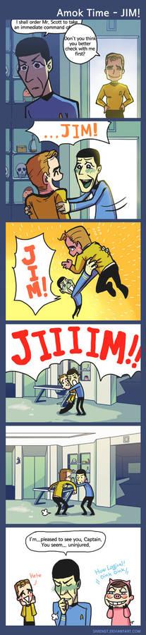 ST - Amok time - JIM