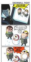 ST - Snowball fight