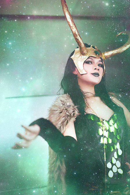 Lady Loki - A changed soul by XII12