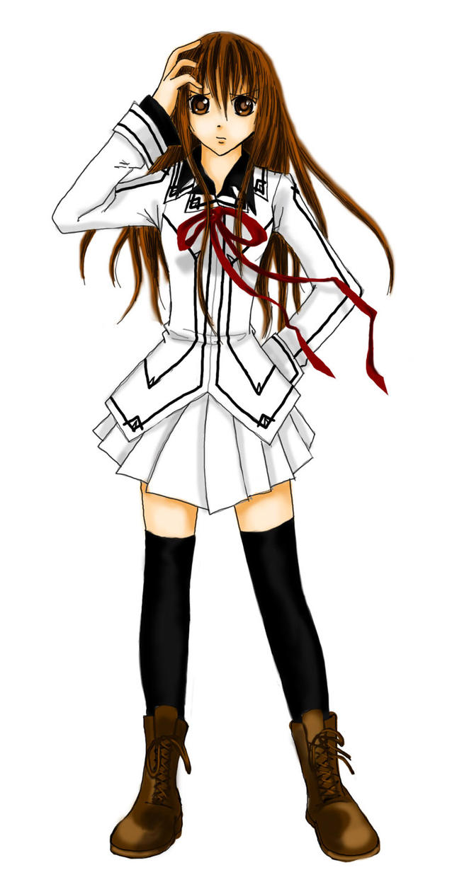 Vampire Knight: Yuki Kuran by Chiharu-chan02 on DeviantArt